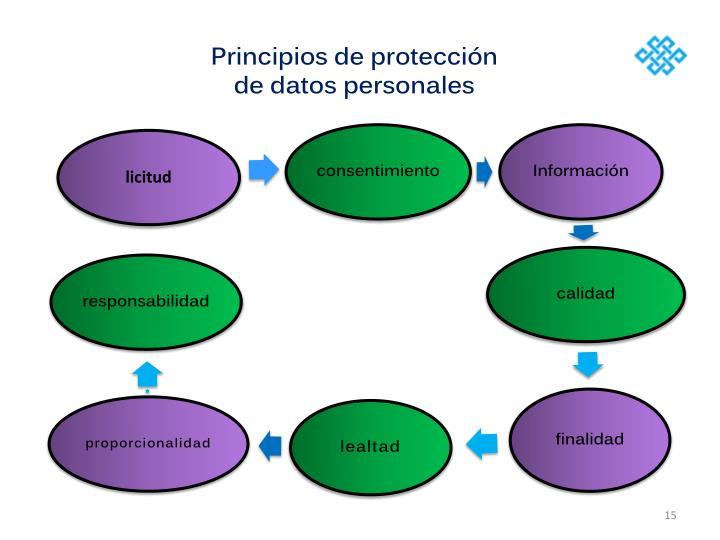 Principios de protección