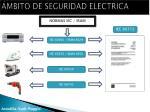 mbito de seguridad electrica