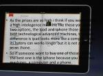 would you buy an ipad