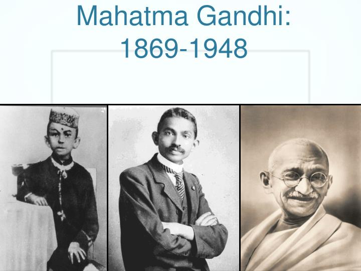 an analysis of mahatma gandhi his life and influence by chandra kumar The life of mahatma gandhi mahatma gandhi, 1869-1948 mohandas karamchand gandhi, commonly known by the name mahatma, meaning 'great soul', was born in porbandar, india, on october 2, 1869.