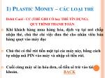 1 plastic money c c lo i th11