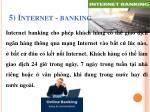 5 internet banking