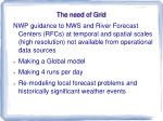 the need of grid1