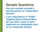 s ample questions1