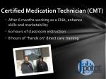 certified medication technician cmt