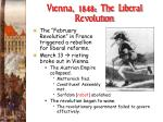 vienna 1848 the liberal revolution