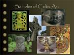samples of celtic art