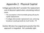 appendix 2 physical capital