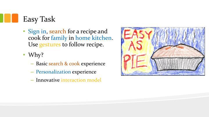 Easy Task
