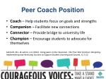 peer coach position1