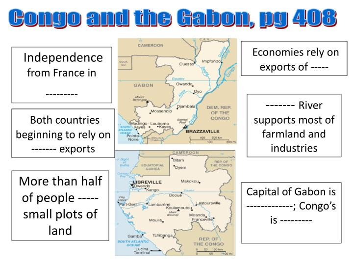 Congo and the Gabon, pg 408