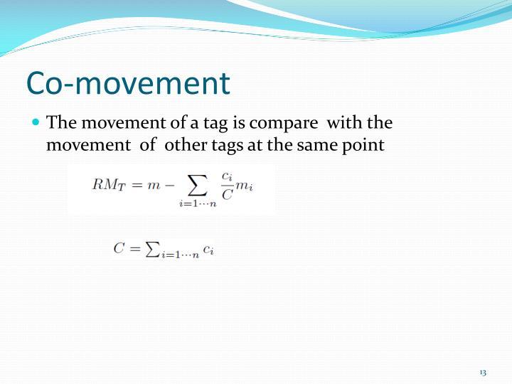 Co-movement