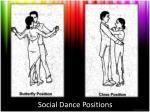social dance positions