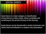 social dance1