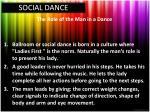 social dance4