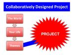 collaboratively designed project