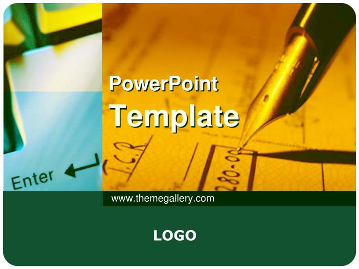 powerpoint template n.