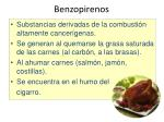benzopirenos