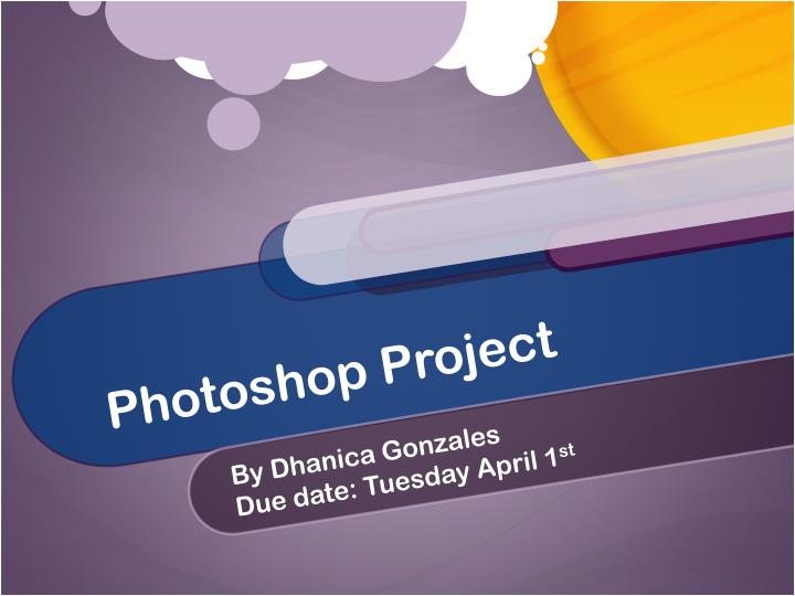 photoshop project n.