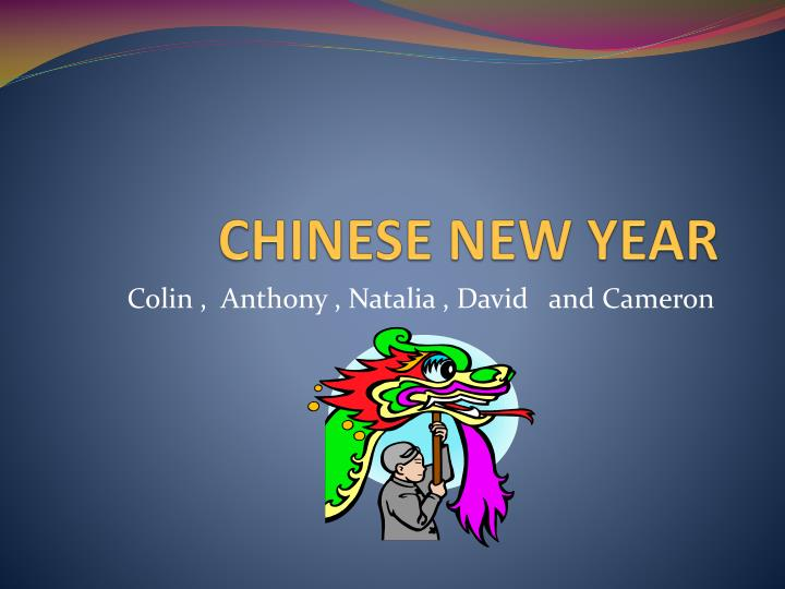 chinese new year n.