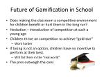 future of gamification in school