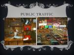 public traffic