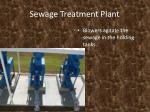 sewage treatment plant1
