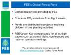 fee s global forest fund
