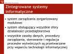 zintegrowane systemy informatyczne2