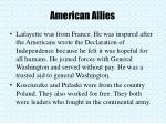 american allies1