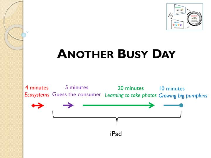 another busy day n.
