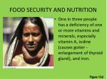 food security and nutrition2