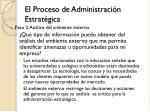 el proceso de administraci n estrat gica4