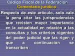 c digo fiscal de la federaci n8