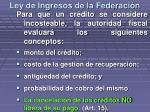 ley de ingresos de la federaci n3