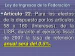 ley de ingresos de la federaci n4