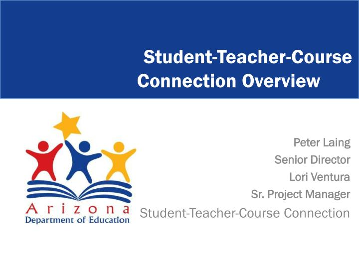 student teacher course connection overview n.