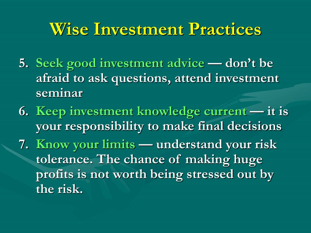 Wise investment practices forex bb indicator