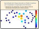 aprendizado semi supervisionado em redes complexas com competi o e coopera o entre part culas2