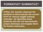 formative summative1