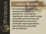 yesaya 48 17 18