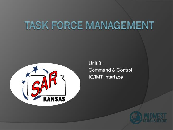 Unit 3 command control ic imt interface
