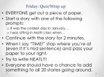 friday quiz wrap up1