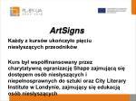 artsigns
