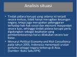 analisis situasi