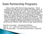 state partnership programs