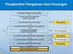 penghentian pengakuan aset keuangan1