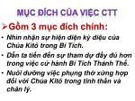 m c ch c a vi c ctt