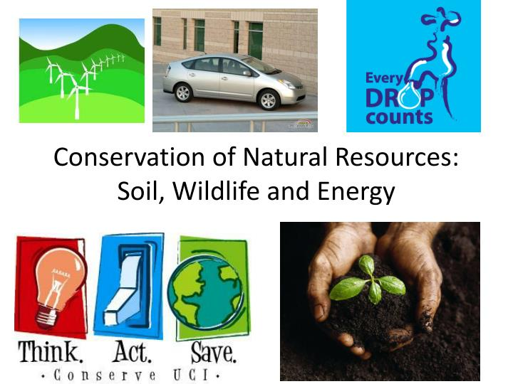 how has natural and natural resources That is, these resources have natural regeneration and these are inexhaustible some examples of renewable resources are forests, air, solar energy etc (b) non-renewable resources (stock resource.
