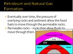 petroleum and natural gas formation1